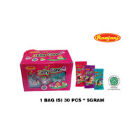 Jelly Cone Gummy Candy Permen Ranjani