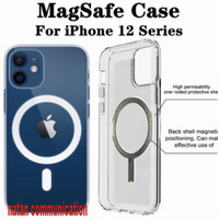 Case iphone 12 pro max 12 pro 12 mini case iphone 12 clear MagSafe