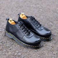 SEPATU KULIT AZCOST FOOTWEAR LUCAS BLACK ORIGINAL
