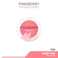 Pinkberry Blush On Sweet Pink 3,5g