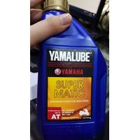 OLI MESIN YAMALUBE SUPER MATIC 1L 1000ML ASLI