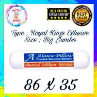 GULING TIDUR MERK ALASCA PILLOW BEST SELLER (BAHAN BULUANGSA SINTETIS)