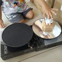 Stand Display Putar / Tatakan Figure Rotating Display Diameter 20 cm