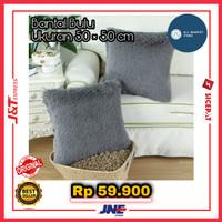 Bantal Bulu Rasfur Ukuran 50 x 50 cm - Bantal Empuk Bulu Premium Murah