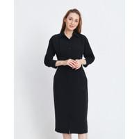 SAIA Savvy Dress Black
