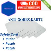 PELINDUNG KARTU SIM KTP ANTIGORES SIM KTP ID CARD