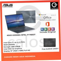 Asus ZenBook 13 UX325EA EG751TS 16GB 512GB WIN 10 OHS 13 INCH