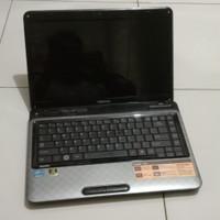 Laptop Toshiba Gaming Core i5 vga Nvidia