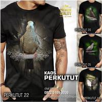 KAOS PERKUTUT INDONESIA Kung Mania Baju Kaos Burung PERKUTUT Anggungan