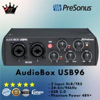 PreSonus AudioBox USB 96 25th Soundcard Audio Interface 2 Channel