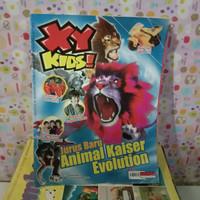 majalah XY KIDS JURUS BARU ANIMAL KAISER EVOLUTION