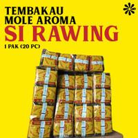 Si Rawing 1 Pack Isi 20 - Tembakau Bako Mole Sirawing / Pak