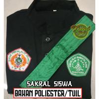 BEST baju/seragam/sakral siswa pencak silat pagar nusa lengkap+sabuk