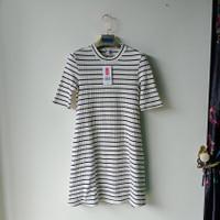 Tunik Uniqlo Mini Dress kaos Import Atasan kaos wanit pl import Size S