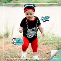 baju bayi jumper bayi lucu karakter photographer fotografer