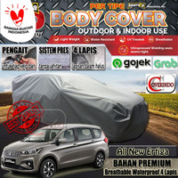 Body Cover Impreza HD 100 %Waterproof Suzuki All New Ertiga - 4 Lapis
