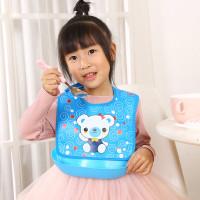 Slabber Mangkuk bayi handuk slaber celemek baby kids Makan Mangkok Dot