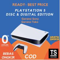 [Original] PS5 Sony PlayStation 5 Console Disc & Digital Edition New