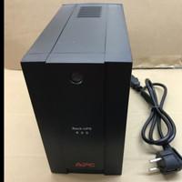 Ups Apc Bx800Lims Bx 800 li-ms + Stabilizer + Anti Petir + Bat bakcup