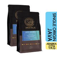 ARUTALA Kopi Arabika Jawa Java Arabica 1KG
