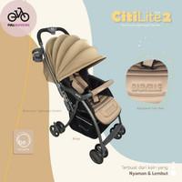 Stroller, Kereta Dorong Bayi Murah Baby Elle Citilite 2 606