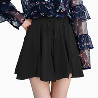 Rok Celana pendek sifon wanita Casual Model Terbaru - Jfashion Catlyn