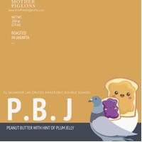 P . B . J (El Salvador Las Cruces Anaerobic Double Soaked)