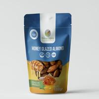 Honey Glazed Chrunchy Almonds / Roasted Almond / Almond Panggang Madu