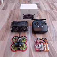 DJI FPV Cinewhoop drone 95mm