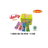 Jelly Gummy Bean YOUKA permen Ranjani
