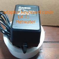 Adaptor Keyboard Casio LK 55 AC Power Supply AD-5 BEST SELLER!!!