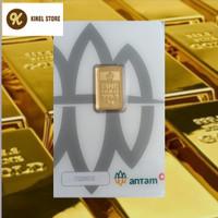 Emas Antam LM Logam Mulia 3 Gram Bersitifikat tiga gr/ tiga gram