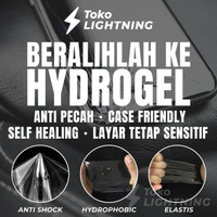 SAMSUNG GALAXY A5 2017 HYDROGEL SCREEN PROTECTOR ANTI GORES LAYAR - Glossy
