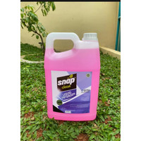 Deterjen cair Snap Clean 4 Liter