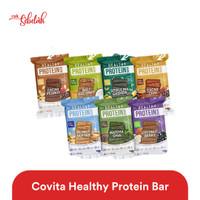 Healthy Protein Bar Covita 40 gr - Cemilan Sehat