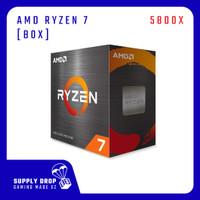 AMD Ryzen 7 5800X 8 Cores 3.8Ghz Up To 4.7Ghz 105W 8 Core [BOX]
