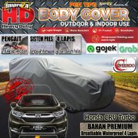 Body Cover IMPREZA HD 100% Waterproof Honda CRV Turbo - 4 Lapis