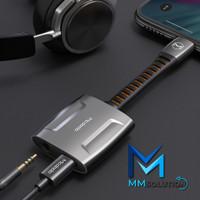 Mcdodo Splitter / Adapter Audio Converter iPhone Jack 3.5mm with Call