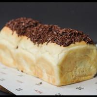ROTI SOBEK - Coklat Brulee