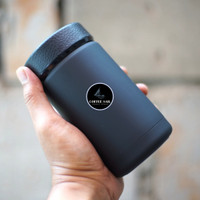 TUMBLER KOPI STAINLESS STEEL THERMOS COFFEE CUP