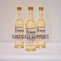 Trieste Lychee Syrup 650ml