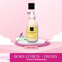 Scarlett Whitening Body Lotion Freshy By Felicya Angelista Original