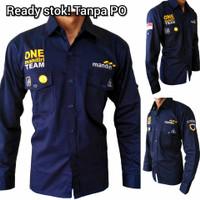 Seragam mandiri Baju kemeja PDL One Mandiri team