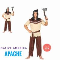 baju indian putra/native america