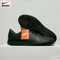 Big Promo Sepatu Futsal Nike Mercurial Sol Datar Best Seller - Hitam, 39