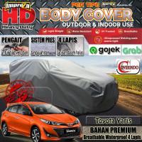 Body Cover Impreza HD 100% Outdoor Toyota Yaris Heykers - 4 Lapis