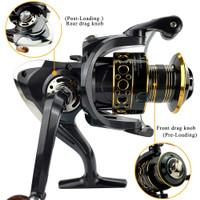 Gold Sharking BK4000 Reel Pancing Spinning 5.2:1 Ball Bearing 13