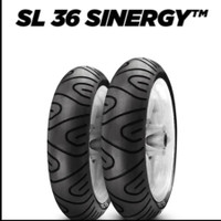 Ban Motor Vespa PIRELLI SL36 130 - 70 ring 11 Sinergy Vespa Matic