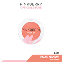 Pinkberry Blush On Peach Fantasy 3,5g