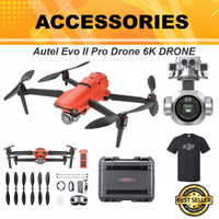 AUTEL EVO 2 PRO EVO II 6K Obstacle Sensor Drone - Rugged Bundle